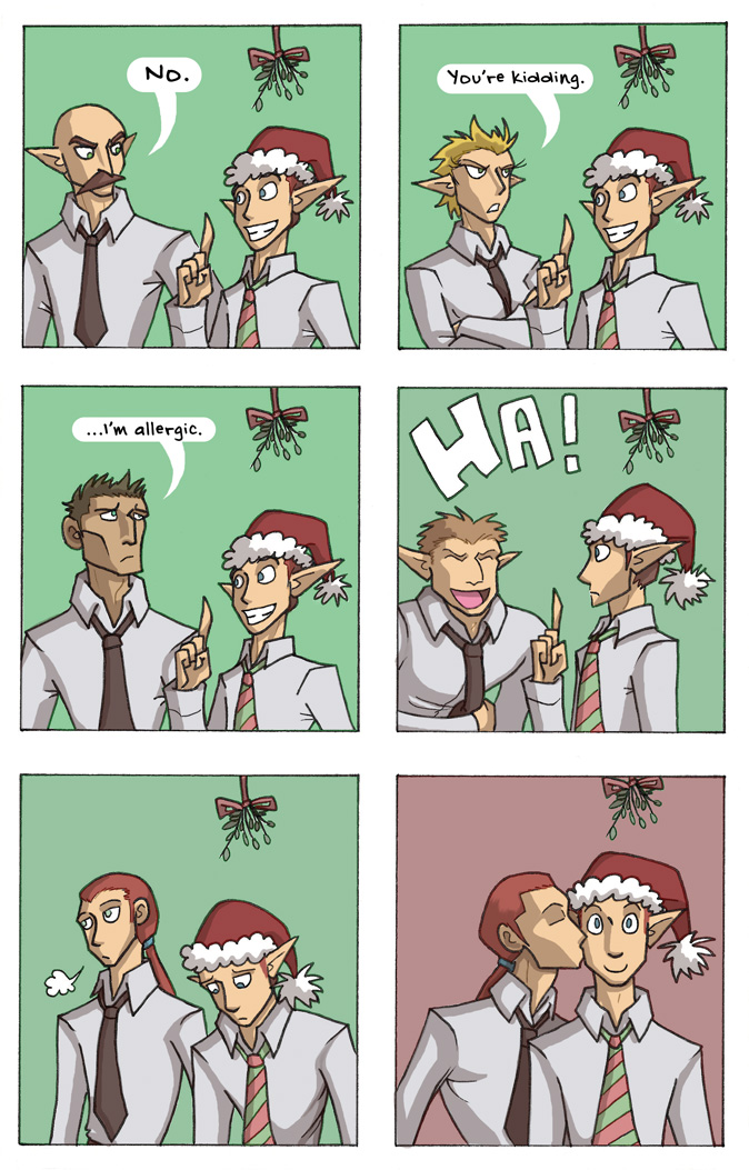 "Johnson & Sir 18: ""Mistletoe"""